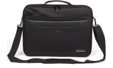 "Kingsons Чанта за лапотоп Laptop Bag 15.6"" K8444W-A :: Corporate Series - Black"