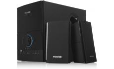Microlab Speakers 2.1 M500U black - USB/SD 40W RMS
