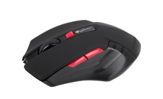 Genesis Геймърска мишка Gaming Mouse GV44 Optical Wireless 2.4GHZ