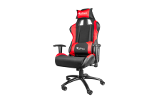 Natec Genesis Геймърски стол Gaming Chair NITRO550 - Black/Red