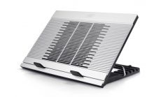 "Notebook Cooler N9 17"" - Aluminium - Silver"