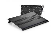 """Охладител Notebook Cooler E-MOVE 15.6"""" - aluminium black"""
