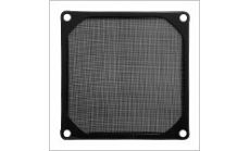 Fan Filter Metal Black - 80mm