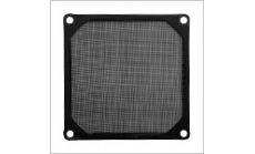 Fan Filter Metal Black - 92mm