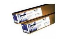 "HP Coated Paper, A1 metric roll, 90 g/m·, 23"",  45.7 m"