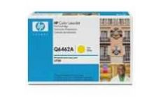 HP Yellow Print Cartridge for the CLJ 4730mfp, up to 12,000 pages