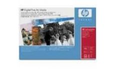 HP Hahnemuhle Smooth Fine Art Paper 265 g/m?-A3+/330 x 483 mm/25 sht