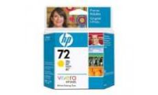 HP 72 69 ml Yellow Ink Cartridge with Vivera Ink