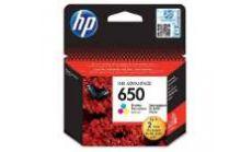 HP 650 Tri-color Ink Cartridge