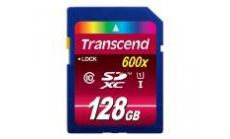 Transcend 128GB SDXC (Class10) UHS-I Card