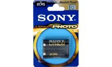 Sony 2CR5B1A Photo battery, 1 pcs Blister