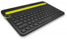 Logitech Bluetooth Multi-Device Keyboard K480, Black