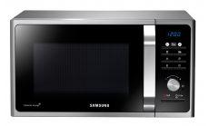 Samsung MS23F301TAS Microwave, 23l, 800W, LED Display,  Black/Silver