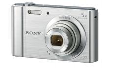 Sony Cyber Shot DSC-W800 silver