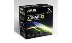 ASUS XONAR U3, USB2.0, Black