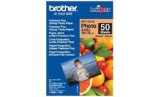 "Premium Plus Glossy Photo Paper, 50 Sheets, 4"" x 6"""