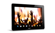 "Tablet Acer Iconia A3-A10, 10.1"" IPS WXGA (1280 x 800), capacitive, multi-touch, MediaTek MT8125 Quad-Core 1.5 GHz, 1GB DDR3, 32GB eMMC, Wi-Fi, Bluetooth, GPS, Webcam (0.3MP front, 5MP rear), G-sensor, Micro HDMI®, Micro USB, microSD™, 11 h 7300mAh b"