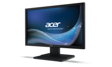 """Monitor Acer V226HQLbd, LED, 21.5"""" (55 cm), Format: 16:9, Resolution: Full HD (1920х1080), Response time: 5 ms, Contrast: 100M:1, Brightness: 250 cd/m2, Viewing Angle: 170°/160°, VGA, DVI, Energy Star 6.0, Acer ComfyView, Acer EcoDisplay, Acer eColor"""