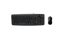 Мултимедийна клавиатура с мишка КМ 5300 USB