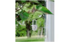 LCD Термометър -външен за прозорец