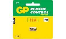 Алкална батерия А11  6V  за дистанционни /5бр./pack цена за 1 бр./ GP