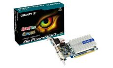 Видеокарта Gigabyte nVidia N210SL,1Gb, DDR3 , 64bit, D-Sub,DVI,HDMI, low profile rev. 1.0A