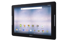 "Tablet Acer Iconia B3-A32-K70E 4G LTE™/10.1"" IPS HD (1280 x 800), MTK MT8735/A Quad-Core Cortex A53 4x1.3 GHz/2GB LPDDR2, 16GB eMMC, Cam (2MP front), rear 5 MP (2560 x 1920) 1080p FHD); Optimized DTS-HD Premium Sound™ 2xSpeakers; G-sensor, Micro USB,"