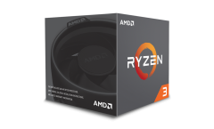 Процесор AMD RYZEN 3 1300X 4-Core 3.5 GHz (3.7 GHz Turbo) 10MB/65W/AM4/BOX