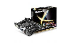 ASROCK Main Board Desktop AMD A68H (sFM2,DDR3,PCI E 3.0x16; PCI E 2.01x1; PCI 6ch,SATA III,GLAN,USB 3.0, DVI, HDMI) mATX Box