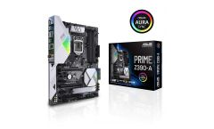 Дънна платка ASUS PRIME Z370-A, Socket 1151 (300 Series), 4xDDR4, Aura Sync, Intel Optane, Intel® Thunderbolt 3