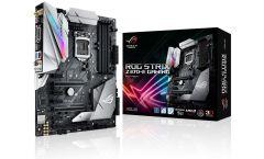 Дънна платка ASUS ROG STRIX Z370-E GAMING, Socket 1151 (300 Series), 4xDDR4, Aura Sync, Intel Optane, 802.11ac WiFi