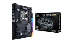 Дънна платка ASUS TUF X299 MARK 2 socket 2066, AURA Sync, Intel VROC