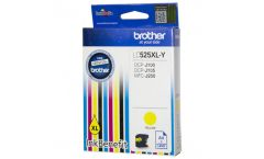 Yellow Ink Cartridge BROTHER for DCPJ100 / DCPJ105 (1300 pages)