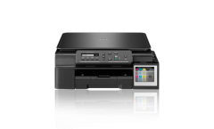 Inkjet Multifunctional BROTHER DCPT500W, Ink Tank System, Wireless, Brother iPrint&Scan, Printer 11/6ipm, Super high yield ink tanks up to 6000black/5000 colour prints, Hi-Speed USB 2.0