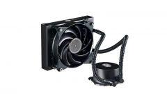 Охладител за процесор Cooler Master MasterLiquid Lite 120 CPU, течно охлаждане, AMD/INTEL