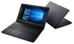 "Dell Vostro 3568, Intel Core i5-7200U (up to 2.30GHz, 3MB), 15.6"" HD (1366x768) Anti-Glare, HD Cam, 8GB 2400MHz DDR4, 128GB SSD, DVD+/-RW, Intel HD Graphics 620, 802.11ac, BT 4.2, Linux, Gray"