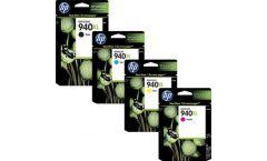 Консуматив HP 940XL Value Original Ink Cartridge; Cyan;  Page Yield 1400;  HP Officejet Pro 8000; 8500