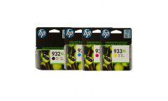 Консуматив HP 933XL Value Original Ink Cartridge; Yellow;  Page Yield 825; HP OfficeJet 6100; 6600; 6700; 7110; 7610