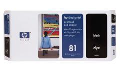 Консуматив HP 81 Standard Print Head; Black;  ; HP DesignJet 5000, 5500