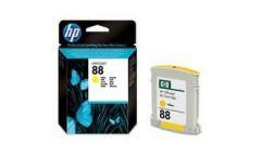 Консуматив HP 88 Standard Original Ink Cartridge; Yellow;  Page Yield 860;  HP OfficeJet Pro K550; K5400; L7480; K8600
