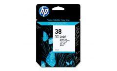 Консуматив HP 38 Standard Original Ink Cartridge; Black;  Page Yield 1340; HP PhotoSmart B8850; B9180; B9180gp