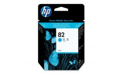 Консуматив HP 82 Standard 1-Pack Original Ink Cartridge; Cyan 25 ml;  ; HP DesignJet 111, 510