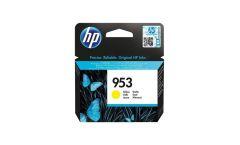 Консуматив HP 953 Standard Original Ink Cartridge; Yellow;  Page Yield 640; HP OfficeJet Pro 7740; 8210; 8218; 8710; 8715; 8720; 8725; 8730