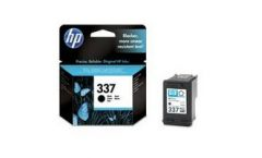 Консуматив HP 337 Standard Original Ink Cartridge; Black;  Page Yield 420; HP DeskJet D4160 5440 1507 1510 6305 6310 6315 2575 C3170 C3180 C3190 C4180  C4190 7850