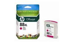 Консуматив HP 88XL Value Original Ink Cartridge; Magenta;  Page Yield 1980;  HP OfficeJet Pro K550; K5400; L7480; K8600