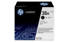 Консуматив HP 38A Original LaserJet cartridge; black; 12000 Page Yield ; 1 - pack; LJ 4200
