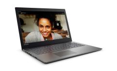"""Lenovo IdeaPad 320 15.6"""" FullHD Antiglare N4200 up to 2.5GHz, 4GB DDR3, 1TB HDD, DVD, HDMI, Gigabit, WiFi, BT, HD cam, Onyx Black"""