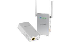 Адаптер Netgear POWERLINE 1000 + WiFi AC650, 1 Gigabit Port, комплект от 2 броя