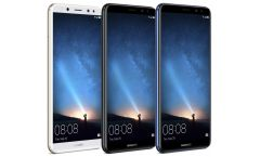 "Huawei Mate 10 Lite, RNE-L21, DUAL SIM, 5.9"", FullView, UHD 1080x2160, Kirin 659 Octa- core (4xCortex-A53 2.36GHz + 4xCortex-A53 1.7GHz), 4GB RAM, 64GB,  4G LTE FDD, Camera Dual 16MP+2MP/13MP+2, Fingerprint, WiFi, BT, Android 7.0+EMUI 5.1, Prestige G"