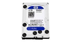 """Western Digital HDD 3.5"""", 4000GB, WD Blue, 5400rpm, 64MB Cache, SATA3"""